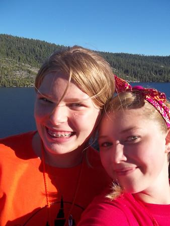 2011-07-11 YW Camp - Hike Level 1