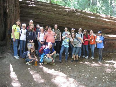2011-07-11 YW Camp - Hike Level 3