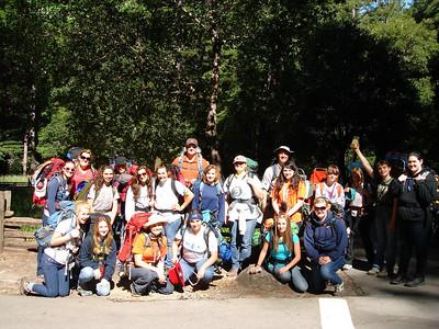 2011-07-11 YW Camp - Hike Level 4