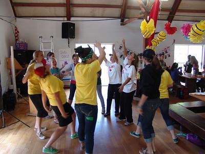 2011-07-11 YW Camp - RandomDancing