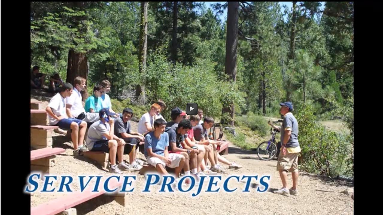Zion's Camp 2011 Part 2