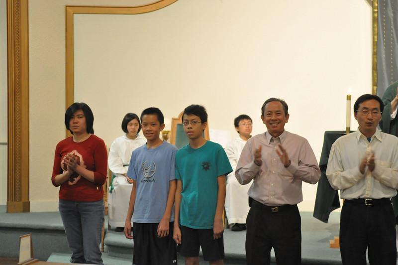 San Jose Chinese Catholic - Cantonese