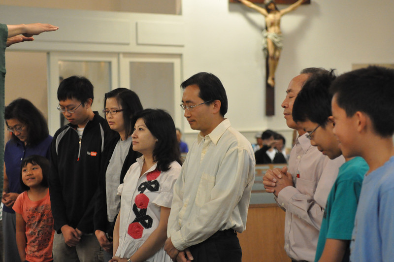 San Jose Chinese Catholic - Cantonese