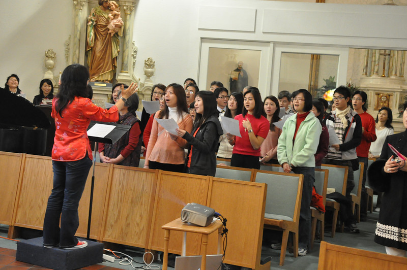 San Jose Chinese Catholic Community - Cantonese