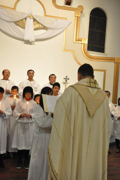 San Jose Chinese Catholic Community - Cantonese