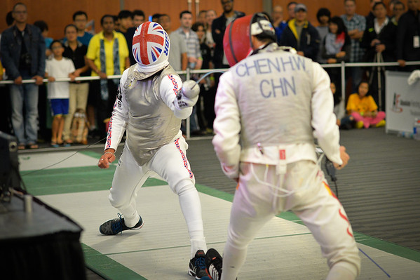 San Jose Mens Foil World Cup Road to Rio 2015