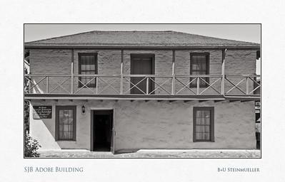 SJB Adobe Building