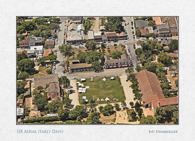 SJB Aerial (Early Days)