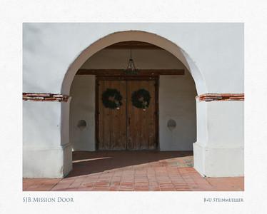 SJB Mission Door
