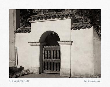 SJB Mission Gate