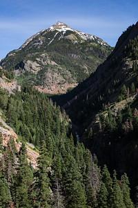 Abrams Mountain, Uncompahgre National Forest, Colorado