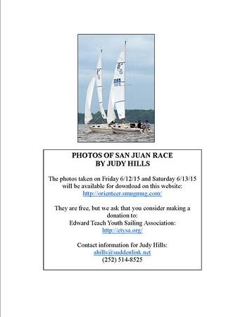 San Juan race 12 June 2015