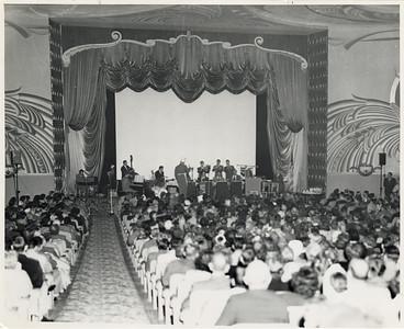 Fremont Theater, c 1940s. #01.01.4436