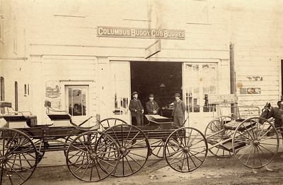 Columbus Buggy Company, 1880-1889.#1950.001.095.
