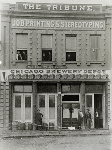 San Luis Obispo Tribune and Chicago Brewery Depot