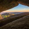 Compelling landscape image of SLO daytime