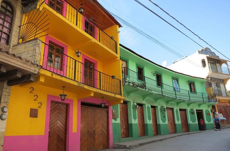 Xilitla, San Luis Potosi (he-leet-la)
