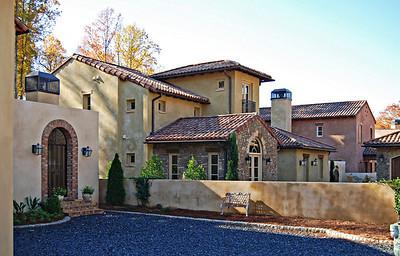 Montaluce Winery & Estates - Pomino Village - Dahlonega, Georgia