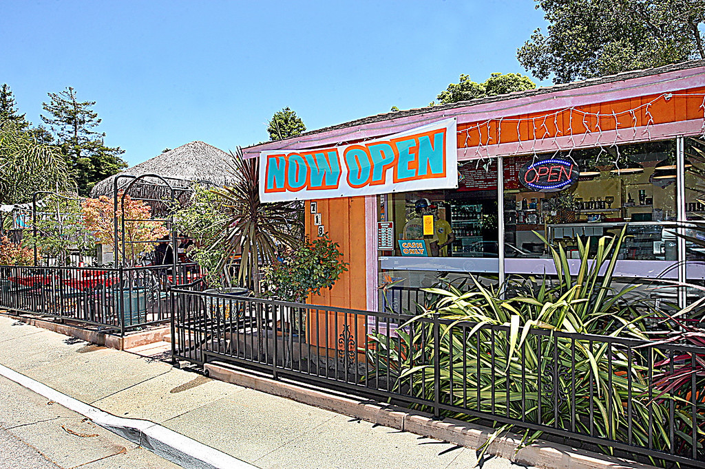 . San Marcos Charquito recently opened in Capitola.  (Dan  Coyro -- Santa Cruz Sentinel)