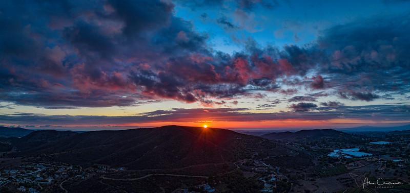 San Marcos Sunset