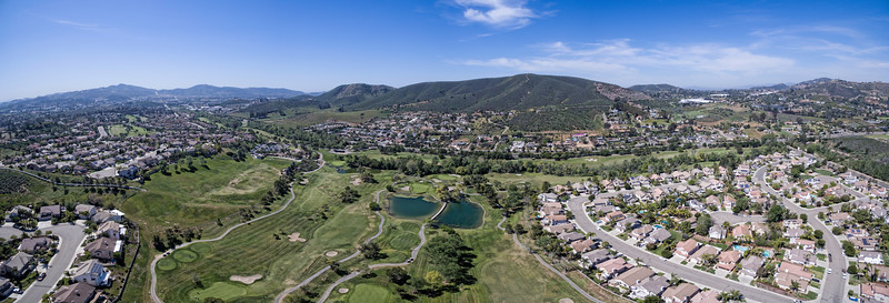 Twin Oaks Valley Golf Course