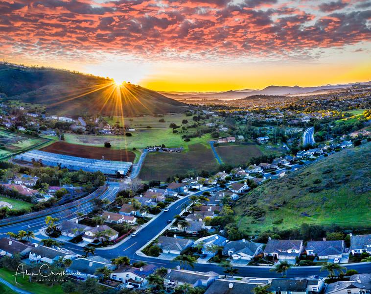 San Marcos Sunrise