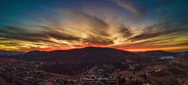 San Marcos Sunset #3