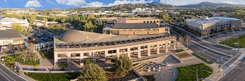 San Marcos Civic Center Buildings