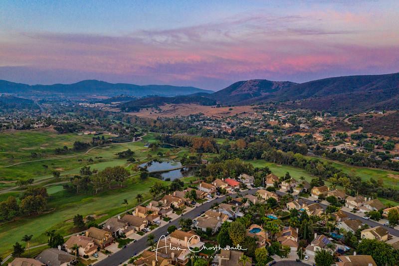 Twin Oaks Sunrise