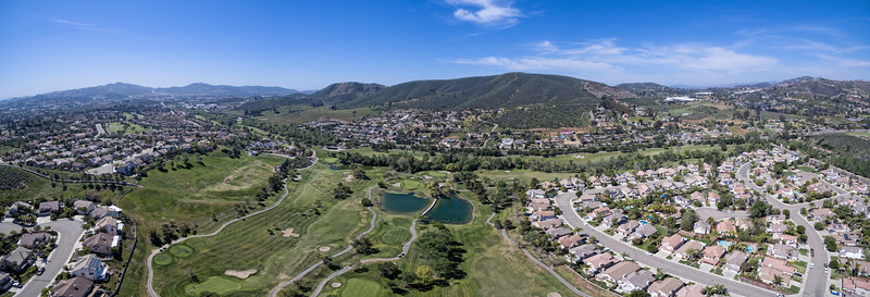 Twin Oaks Valley Ranch Panoramic