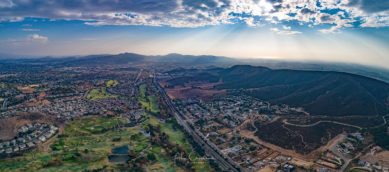 The Twin Oaks Valley