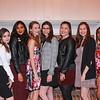 Princesses Helen Rossi, Rucha Kadam, Lauren Baydaline; Queen Louise Siskel; and Princesses Micaela McElrath, Sherry Ma and Ashley Hackett