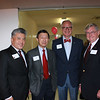 Frank Chen, Eugene Sun, David Stuteville and Bill Payne