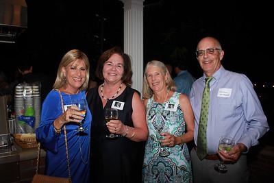 Nontie Drez, Lynne Lieber, Karen Vanderhoof and Terry Ward