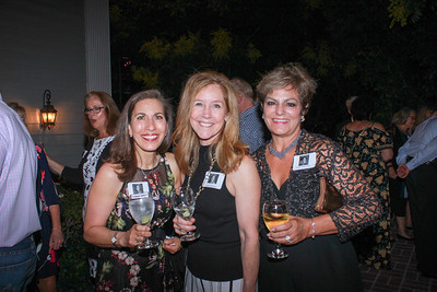 Gina Ferrante, Lauren Barnes and Cindy Severtson