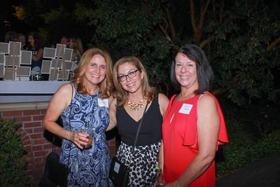 Nancy Miner, Lynette Sohl and Katherine Stone