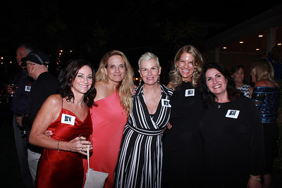 Lisa Stauro, Kim Withrow, Beth Powell, Laurie Polich and Carol Widrig