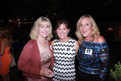 Liz Nelson, Kathryn Pretzel-Shiels and Kathryn Barger