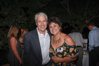 Bob Dewitt and Angie Khoury