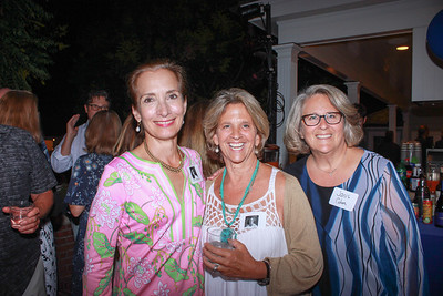 Elena Mykytiuk, Lisa Coulter and Janis Cohen