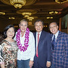 Ivy Sun, Kathryn Barger, Dr. Richard Sun and Raymond Cheng