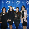Florence Lin, Carla Boggs, Eva Hsiung and Ray Jan