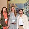 Diana David, Christine Christodoulou and Linda Gutierrez