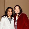 Salve Flores and Denise Sun
