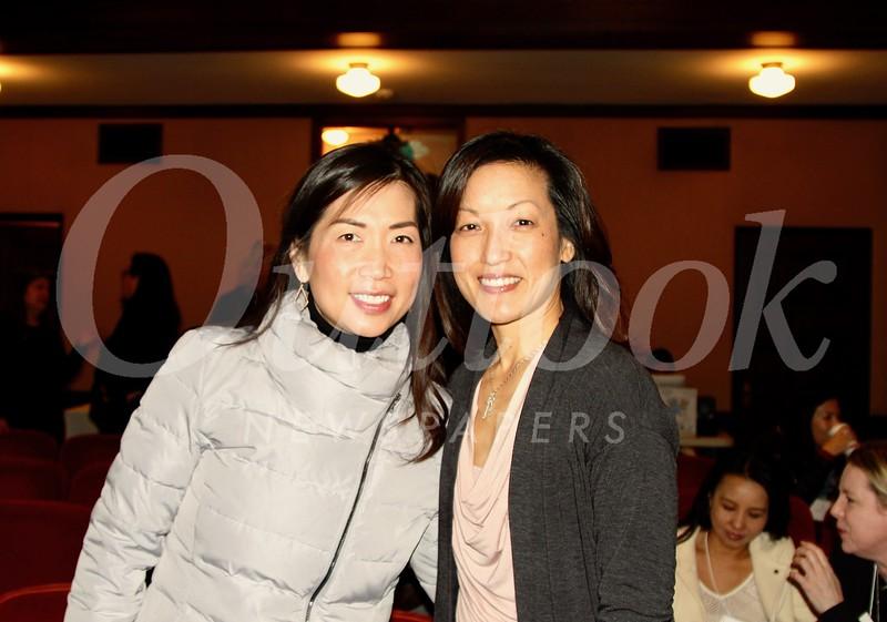 Brenda Ho and Kimi Tamura-Yu