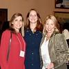 Julie Hannan, Ann Gluck and Leanne Snaer