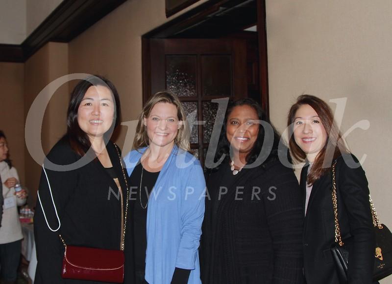 Janny Cheng Yang, Stephanie Perry, Krishna Rao and Kristine Chen