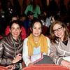Ana Raptis, Aline Cacho-Sousa and Lynette Sohl