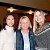 Nina Kirkendall, Elizabeth Davis and Kim Spindler