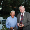 George Harb and Dr. Bob Naviaux